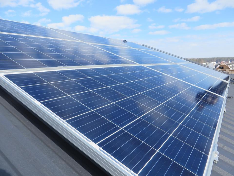 Автономна сонячна електростанція потужністю 3 кВт