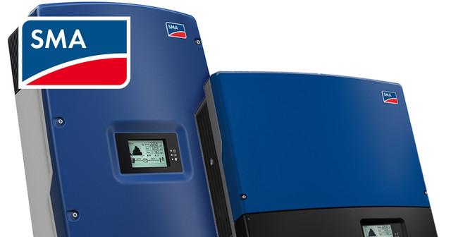 Мережевий інвертор SMA Sunny Tripower 15000 TL-20