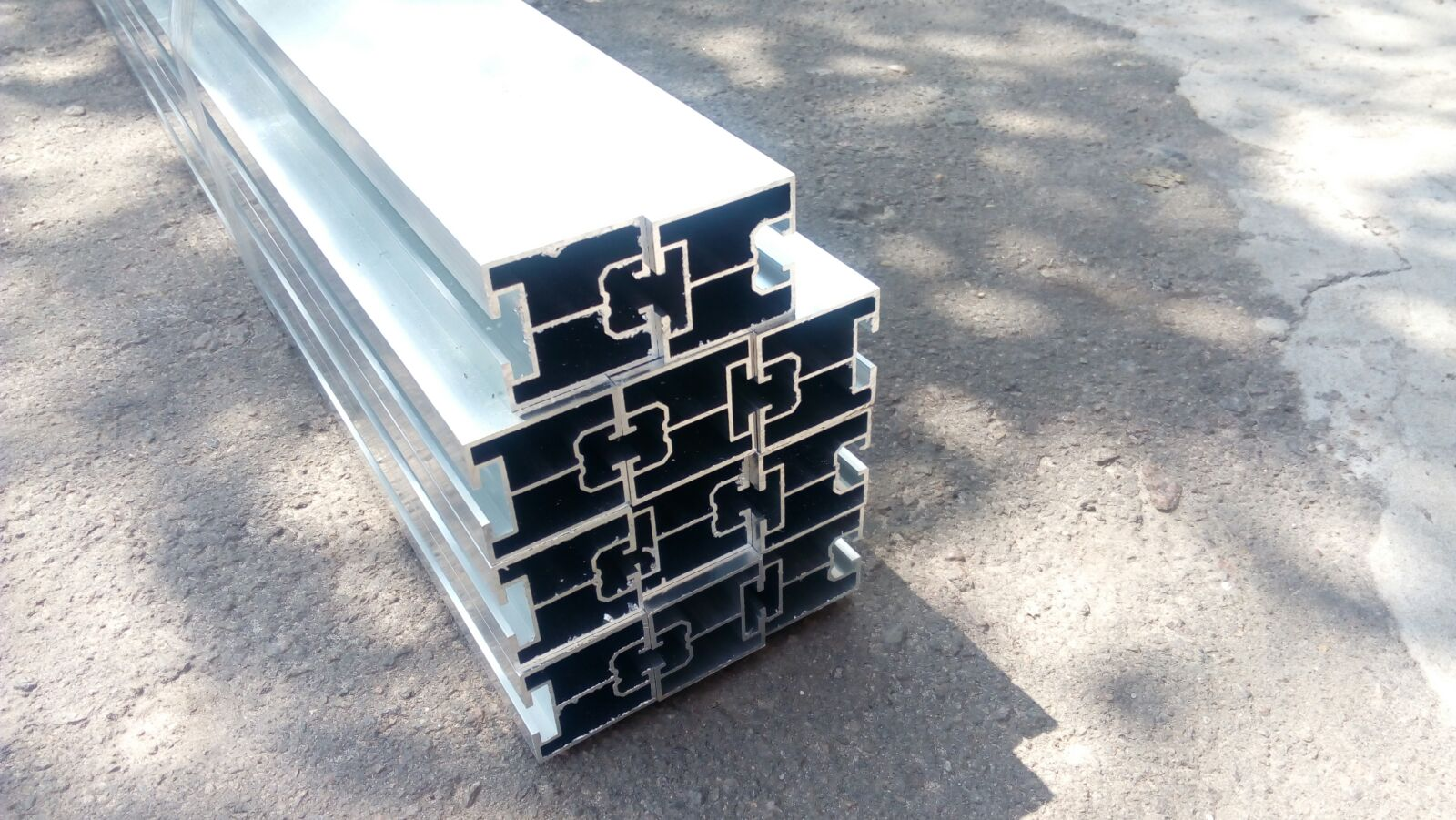 Кріплення на 1 сонячну панель MP tec, Німеччина (алюміній)