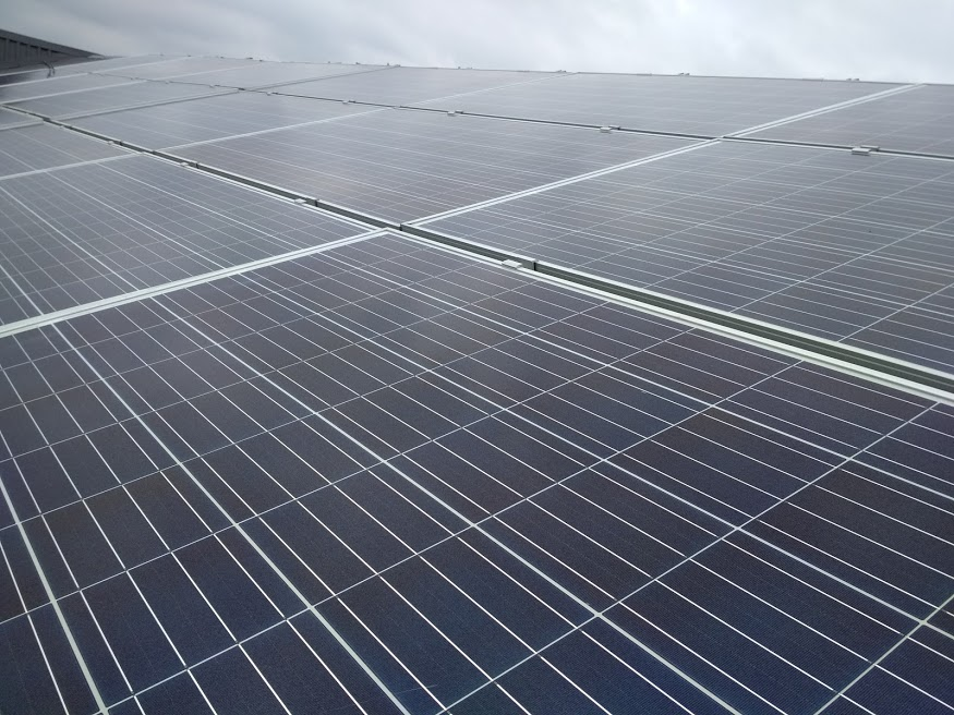 Сонячна панель полікристал ABi-Solar AB280-60P