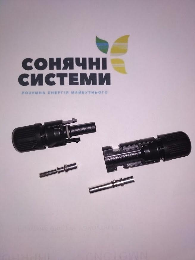 MC-4 коннектор (2,5mm, 4mm, 6mm)