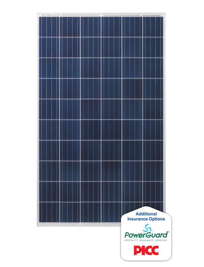 Сонячна панель полікристал Risen RSM60-6-280P, 280W, 5 BB