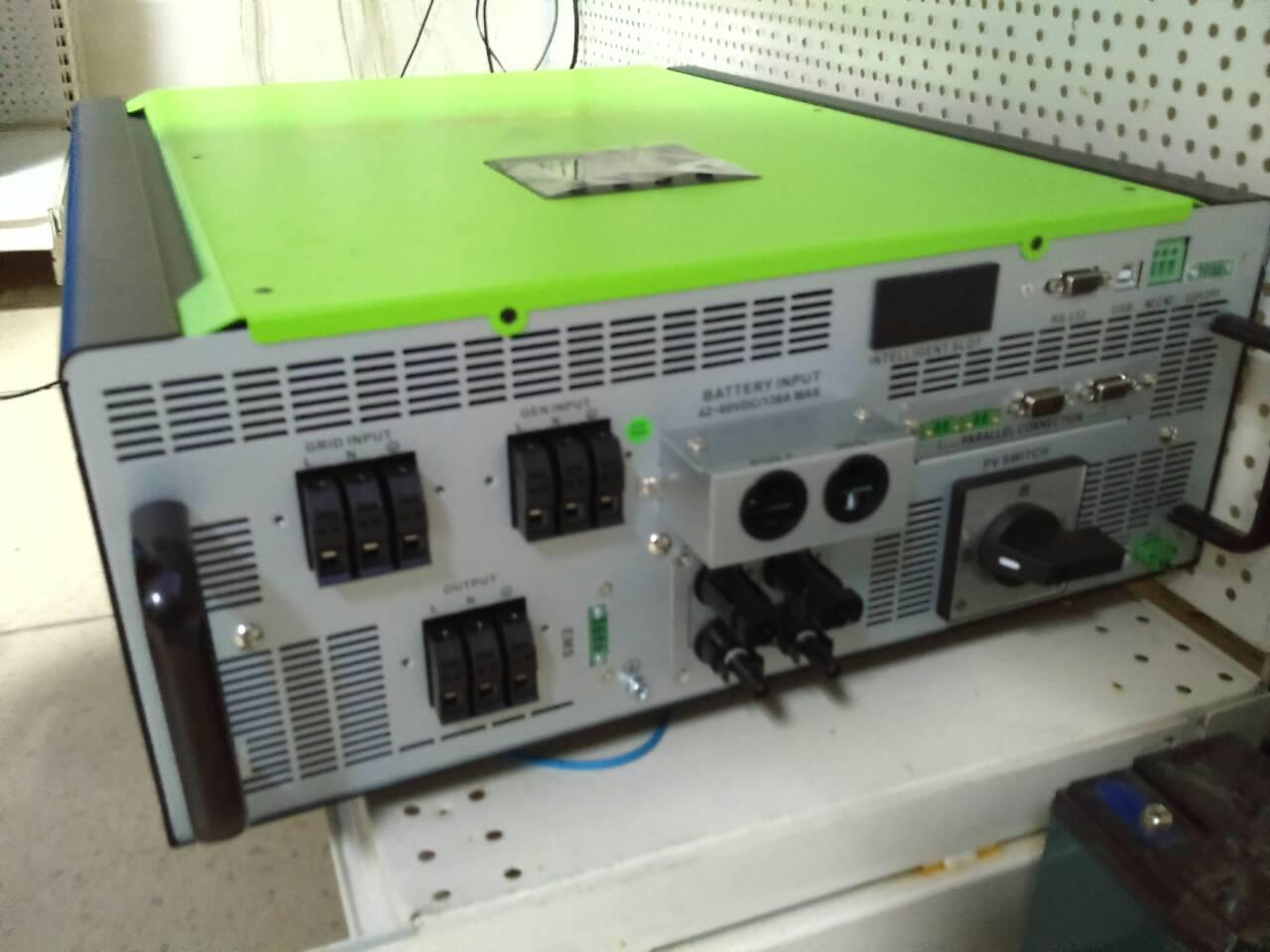 Гібридний інвертор Abi-Solar HT 10KЗP