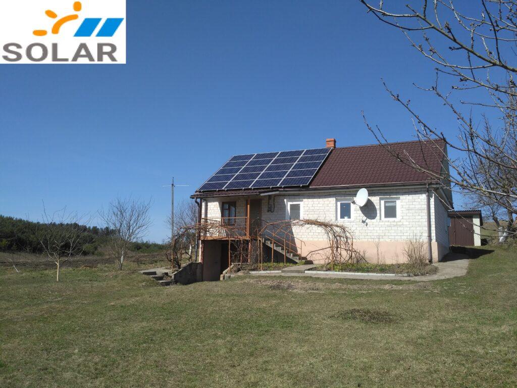 Sonyachna elektrostantsiya Rivne