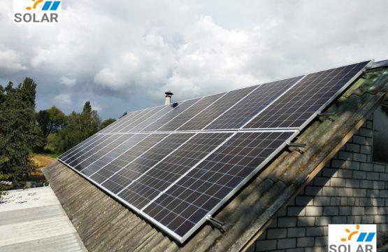 Сонячна електростанція для дому 10 кіловат Житомирська область