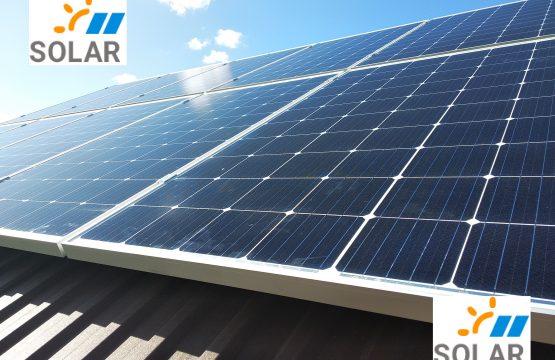 Мережева сонячна станція 10 кВт Рівненська область