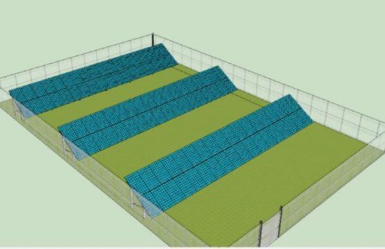 Найприбутковіша сонячна електростанція 30 квт наземна конструкція