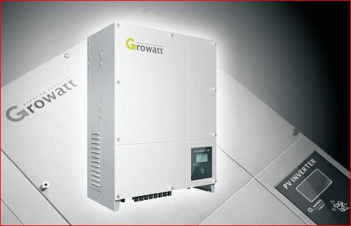 Мережевий інвертор Growatt 30000TL3 – 30 кВт