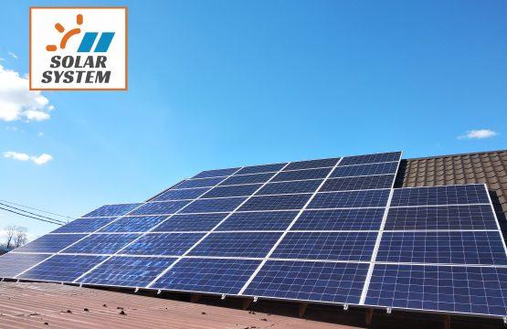 Сонячна станція потужністю 20 кіловат м. Рівне