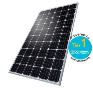 Сонячна панель монокристал ABi-Solar AB320 PERC