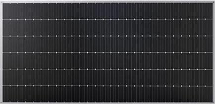 Сонячна панель монокристал Sunpower P19-405W