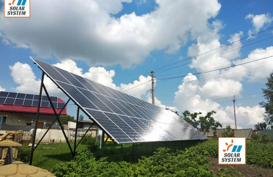 Домашня сонячна електростанція Тернопільська область