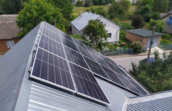 Сонячна станція під Зелений тариф Тернопільська область