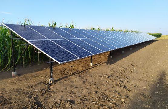 Сонячна станція Зелений тариф 30 кВт