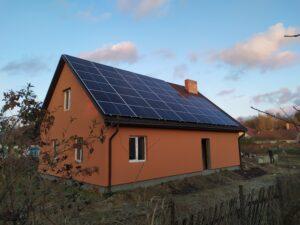 Сонячна станція Ковель