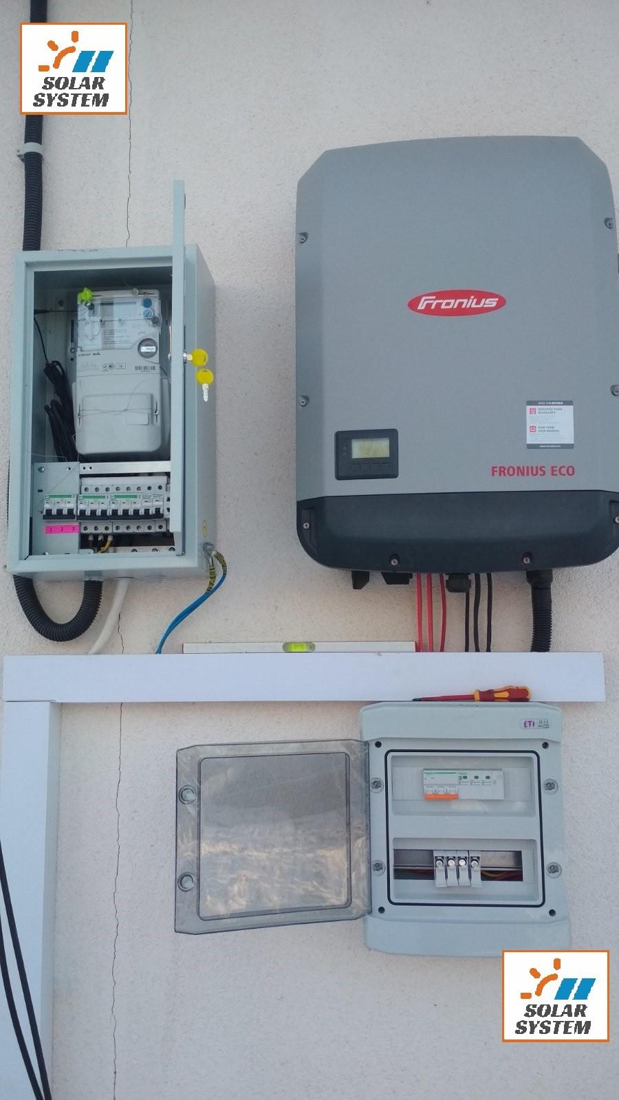 Мережева сонячна станція на 20 кВт комплект ПРЕМІУМ