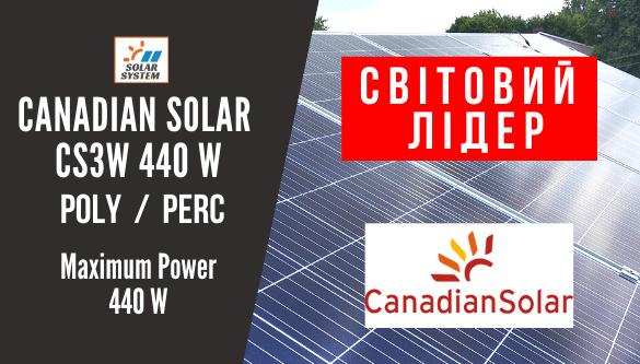 Canadian Solar 440 najkrashhi za yakistyu paneli 1