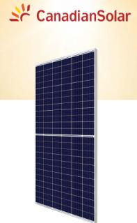 Сонячна панель Canadian Solar CS3W 440 W HiKu Mono PERC