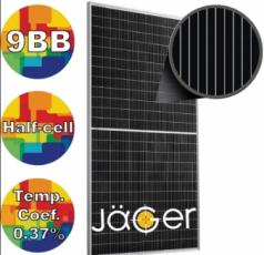 Сонячна панель монокристал Risen RSM144-6-400MJäger Plus