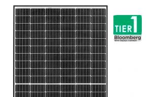 Солнечная панель JA Solar JAM60S10-340/MR HalfCells Mono