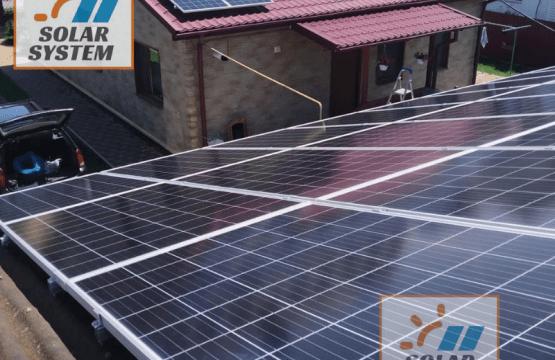 Сонячна електростанція потужністю 30 кВт під Зелений тариф місто Сарни