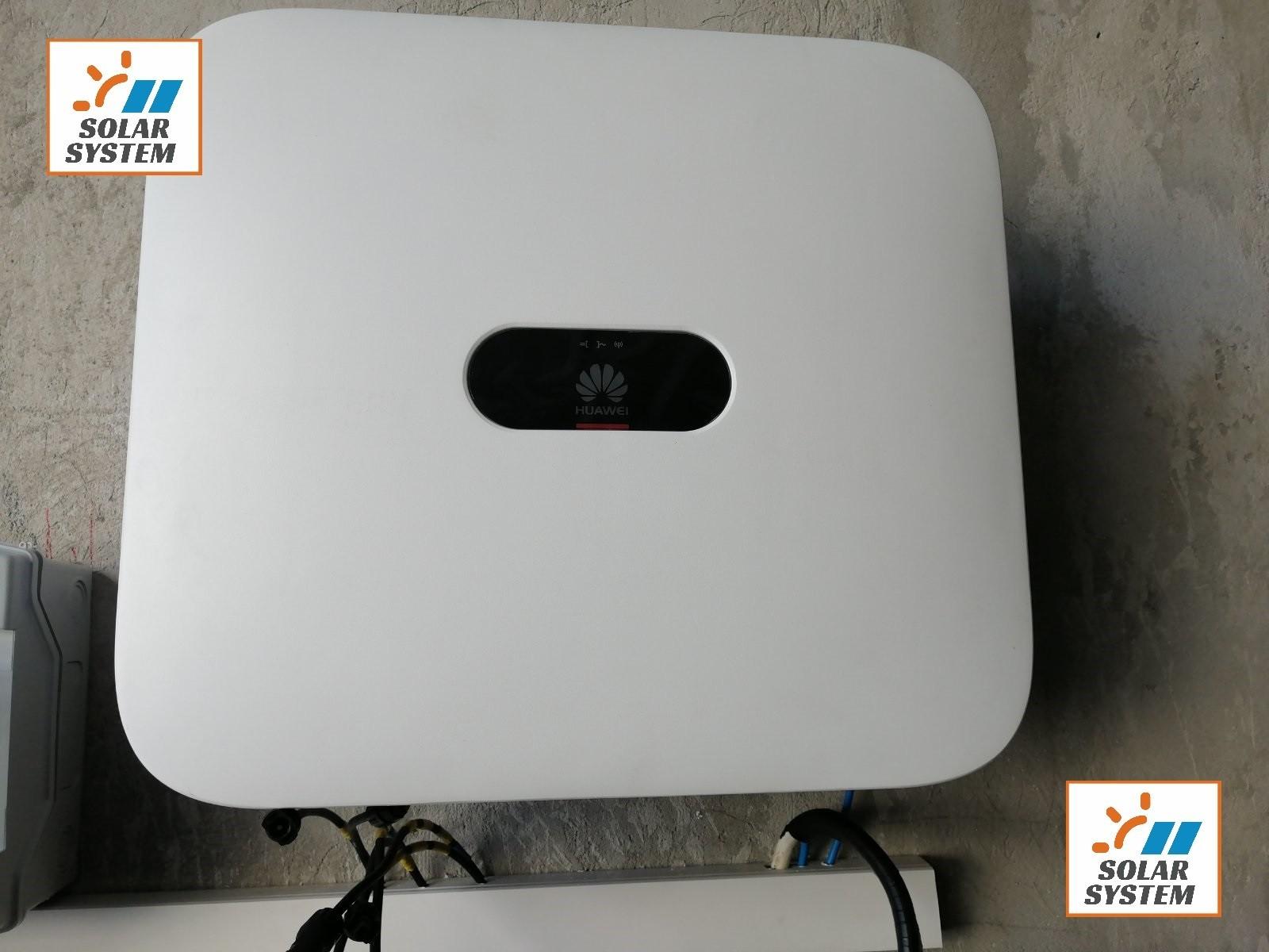 Мережевий інвертор Huawei SUN2000-20KTL-M0