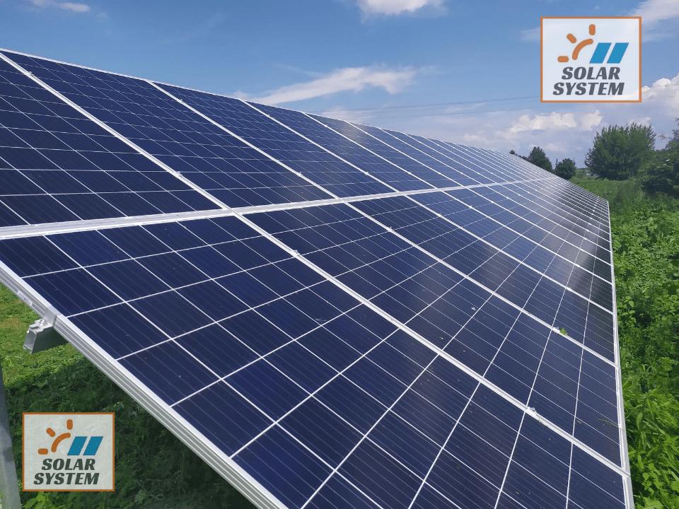 Sofiyivka 30 kVt sonyachni paneli