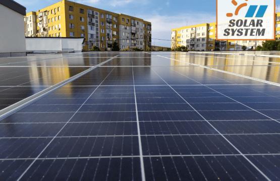 Мережева сонячна електростанція 30 кВт /// Закарпатська область