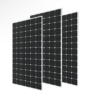 Cонячна панель монокристал KHESS SNRG-FR72-385W-MONOPERC-5BB  (Україна)