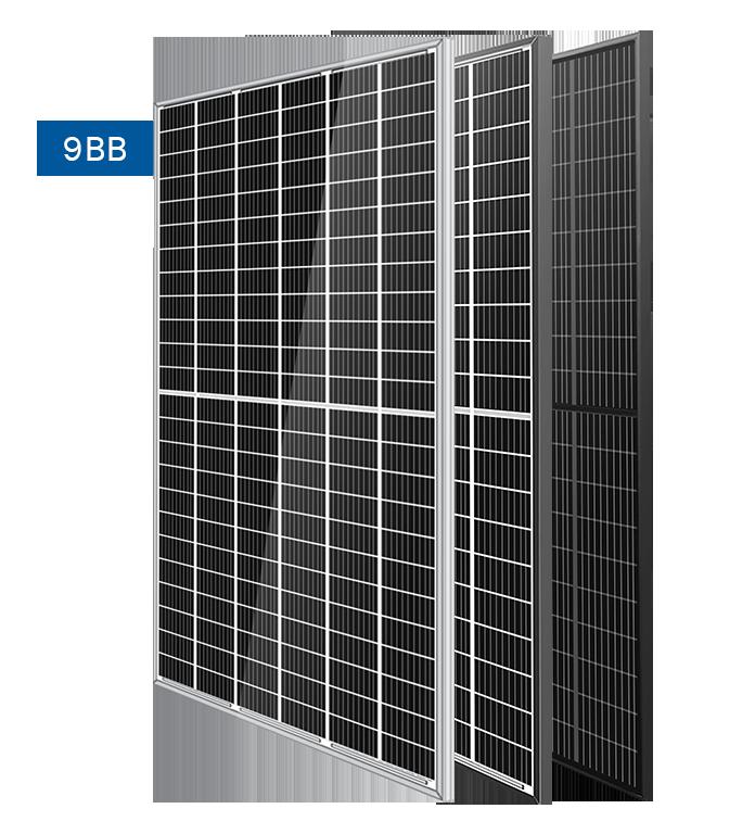 Солнечная панель монокристалл LEAPTON LP-М-60-H/МН-340 HALF CELL 9BB