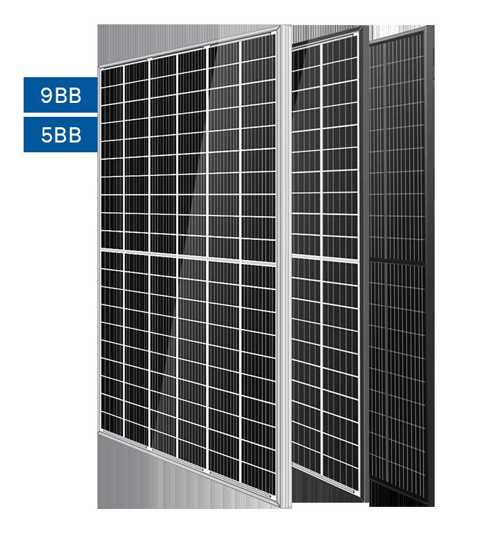 Сонячна панель LEAPTON LP-М-72-H/МН-410 HALF CELL 9BB МОНОКРИСТАЛ П