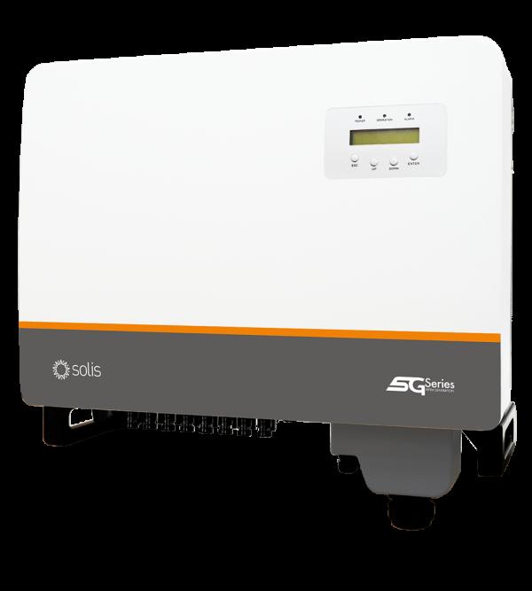 інвертор Solis 40K 5G 1