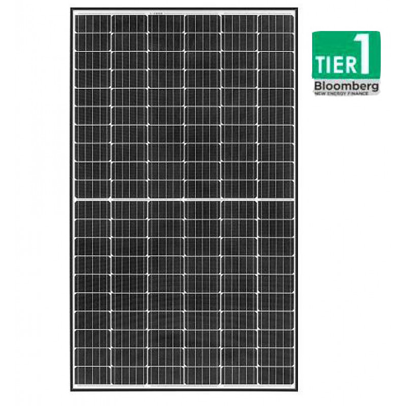 Сонячна панель JA Solar 370 Мono perc 9 ВВ