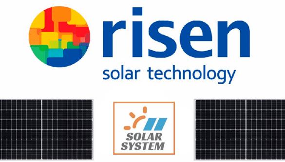 Наземна мережева сонячна станція на 30 кВт комплект ТРЕНД