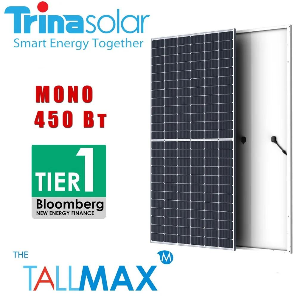 Сонячна панель Trina Solar-TallmaxM_DE17M 450W