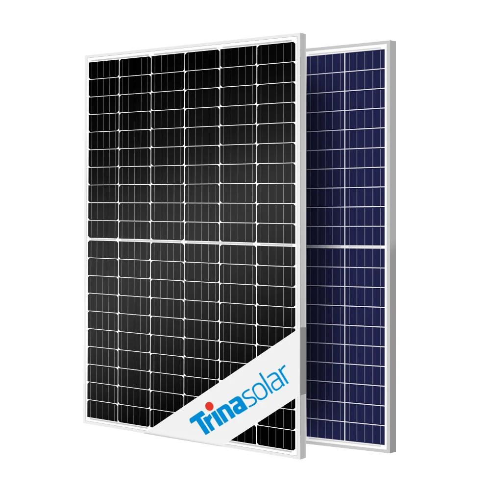 Солнечная панель Trina Solar-TallmaxM_DE17M 450W