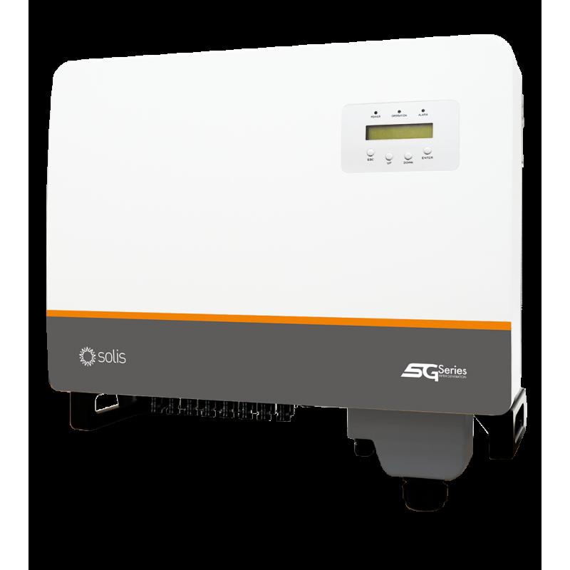 Мережевий інвертор Solis 25K-5G-DC 25кВт (3-х фазний)