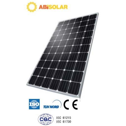 Сонячна панель ABi Solar 440 Мono perc (halfcell)