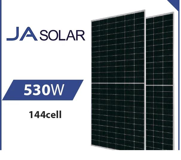 Сонячна панель JA Solar 530 Вт JAM72S30-530/MR