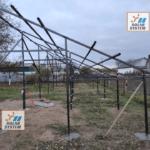 Nazemna metaleva konstruktsiya