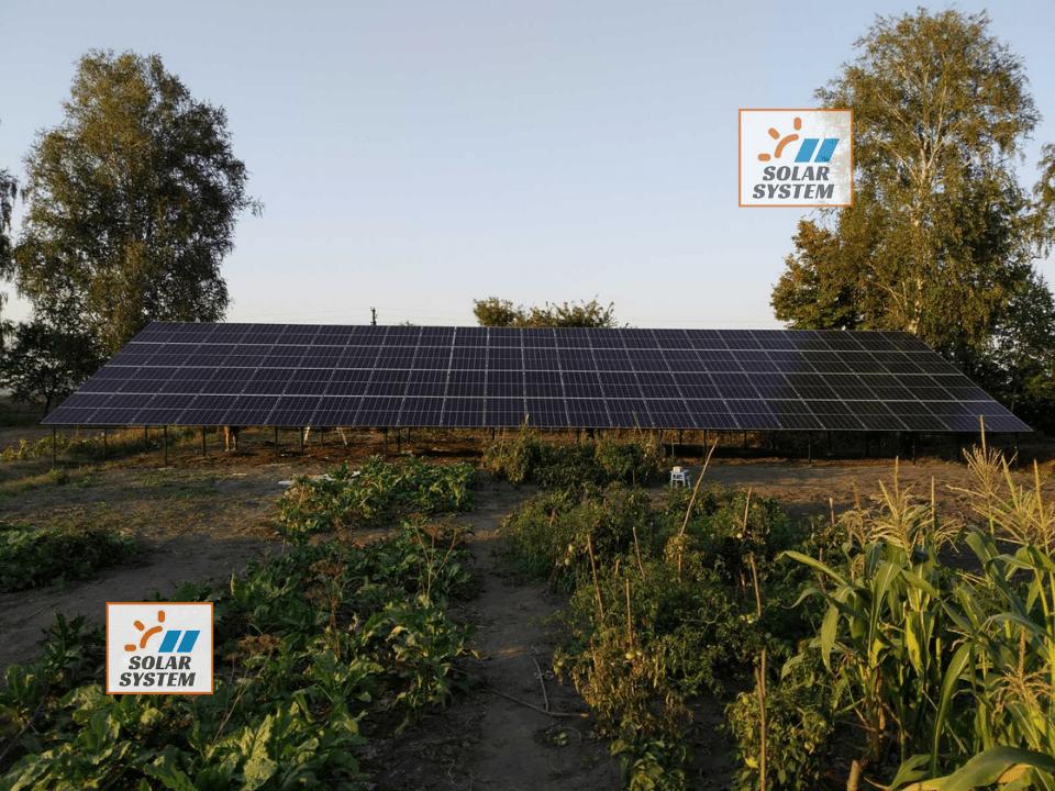 Zelenyj taryf 30 kVt Pechanivka