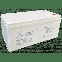 Свинцево-вуглецевий акумулятор Axioma energy AX-Carbon-200 12В