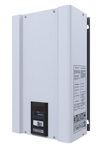 Однофазний стабілізатор напруги Елекс Гібрид 9-1/10 v2.0