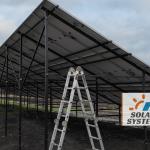 сонячна станція потужністю 30 кВт Дубнівський район 1