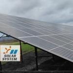 сонячна станція потужністю 30 кВт Дубнівський район