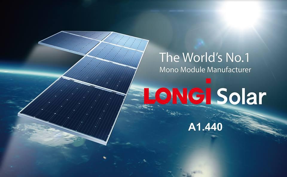 Сонячні батареї LONGi Solar – світовий лідер якості та продуктивності