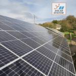Sonyachni paneli pid Zelenyj taryf