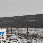 сонячна станція потужністю 30 кВт Зарічненський район