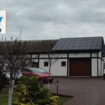сонячна станція потужністю 30 кВт Луцький район
