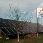 сонячна станція потужністю 30 кВт 1 1